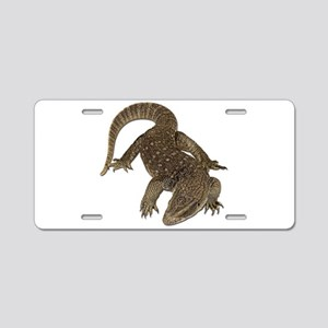 Komodo Dragon Photo Aluminum License Plate