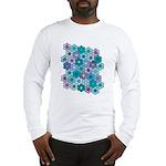Flower Garden 3 Long Sleeve T-Shirt