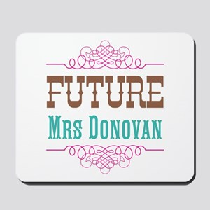 Pink Future Mrs Mousepad