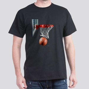 Scoring Machine Basketball Dark T-Shirt