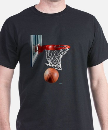 Scoring Machine Basketball T-Shirt