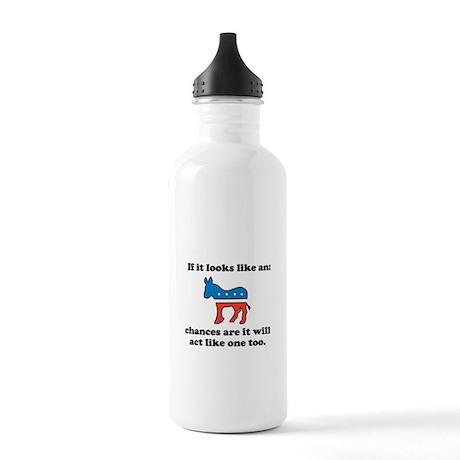 jackass Stainless Water Bottle 1.0L