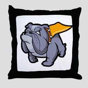 SUPERBULLIE Throw Pillow