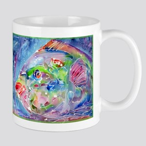 Fish, Colorful, Mug
