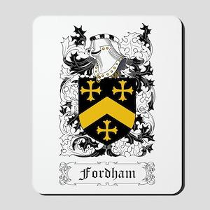 Fordham Mousepad