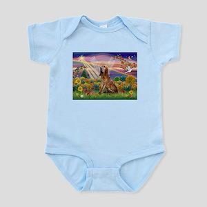 Autumn Angel & Bloodhound Infant Creeper