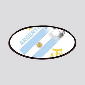 Argentina world cup soccer Patches