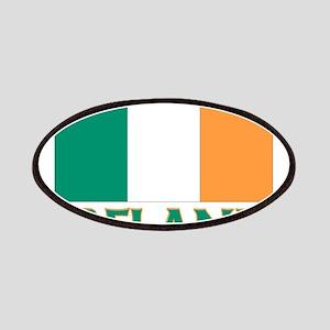 Irish flag Patches