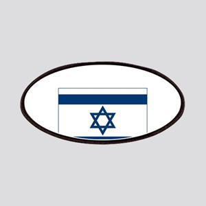 I love Isreal Patches