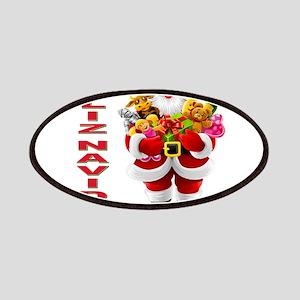 Feliz Navidad Patches