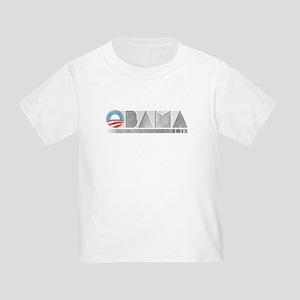 Obama Retro 2012 Toddler T-Shirt