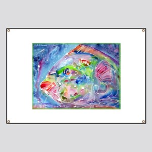 Fish, Colorful, Banner