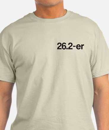 26.2-er or Marathoner T-Shirt
