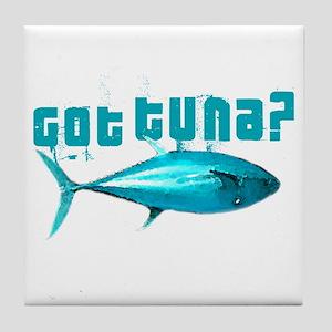 GotTuna? Tile Coaster