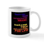 Teach Tech For Life! Mug