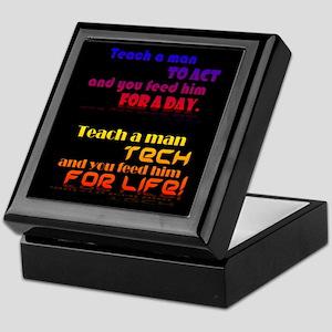 Teach Tech For Life! Keepsake Box