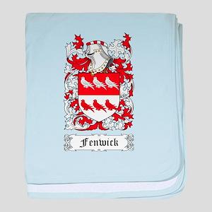 Fenwick baby blanket