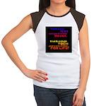 Teach Tech For Life! Women's Cap Sleeve T-Shirt