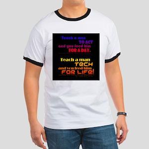 Teach Tech For Life! Ringer T