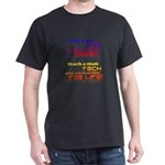 Teach Tech For Life! Dark T-Shirt