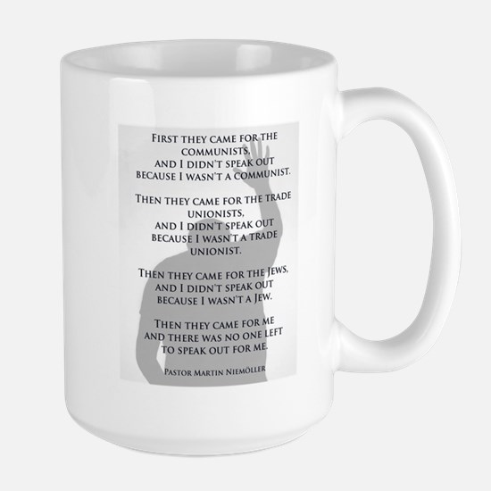 Who will speak Large Mug