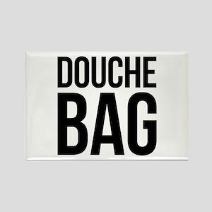 Douche Bag Rectangle Magnet
