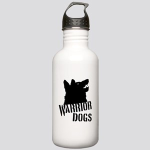 Warrior Dogs Stainless Water Bottle 1.0L