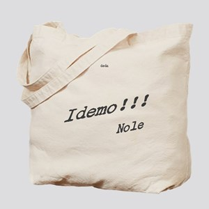 Nole Tote Bag