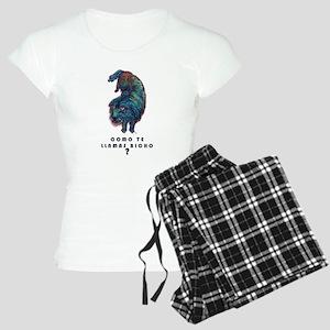 Como Te llamas bicho Women's Light Pajamas