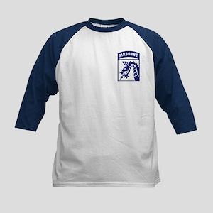 Airborne Kid's Baseball Jersey
