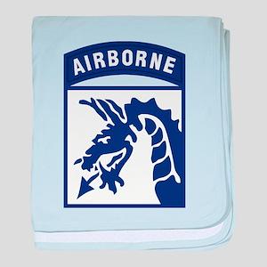 Airborne Baby Blanket