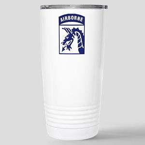 Airborne Stainless Steel Travel Mug