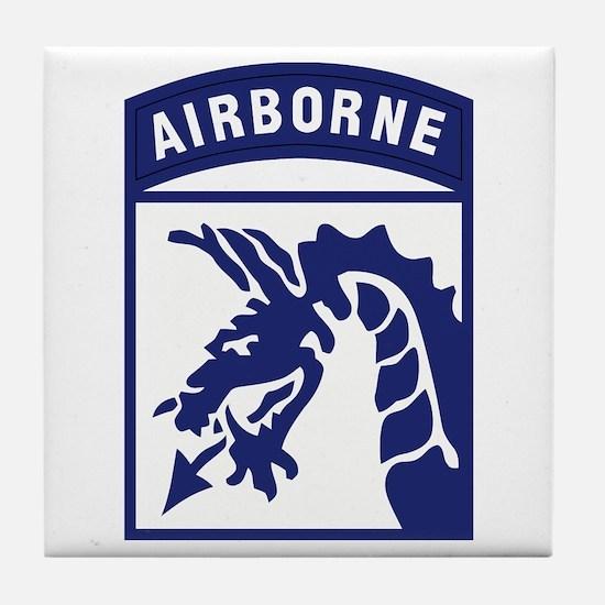 Airborne Tile Coaster