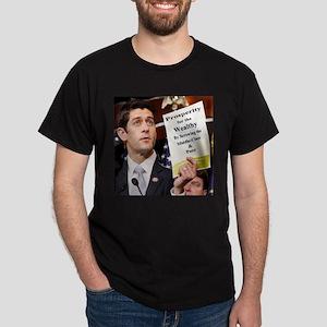 Real Paul Ryan Plan Dark T-Shirt