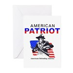 American Patriot Greeting Cards (Pk of 10)