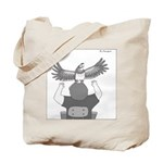 Kestrel (no text) Tote Bag