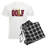 Womens Golf Men's Light Pajamas