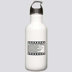 Cliches Stainless Water Bottle 1.0L
