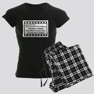 Cliche12 Women's Dark Pajamas