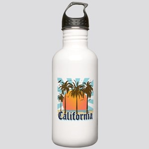 Vintage California Stainless Water Bottle 1.0L