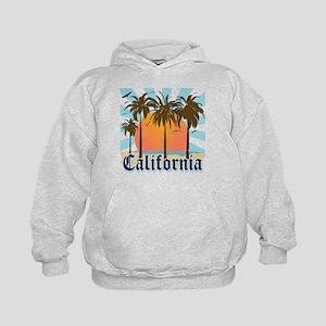 Vintage California Kids Hoodie