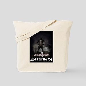 The Snakemen of Saturn IV Tote Bag
