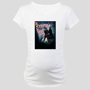 Have Rocketship Will Travel Maternity T-Shirt