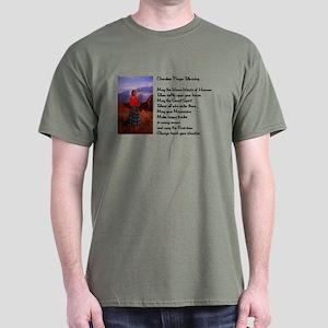Cherokee Prayer Dark T-Shirt