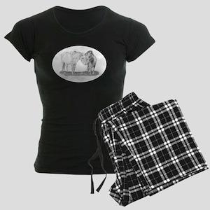 Cody & Ralph Women's Dark Pajamas