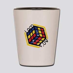I am 80's -- Shot Glasses Shot Glass