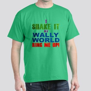 Shake It At Wally World Dark T-Shirt
