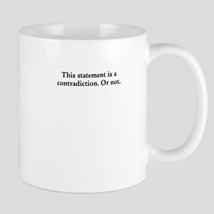 Contradiction Mug