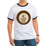 Coffee Lovers Ringer T