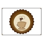Coffee Lovers Banner